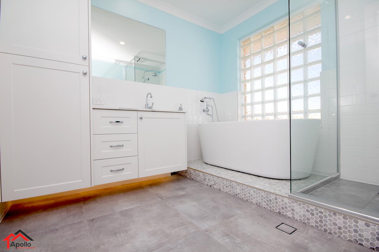 Winthrop Luxury Bathroom Remodel