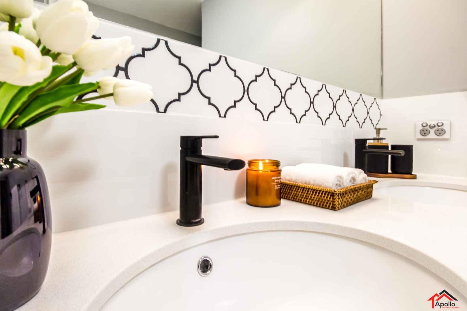 South Perth Apartment Bathroom Remodel