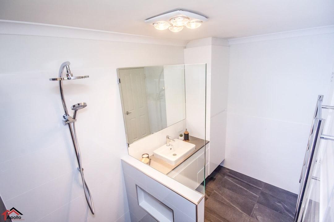 Bathroom Renovation Canningvale Modern