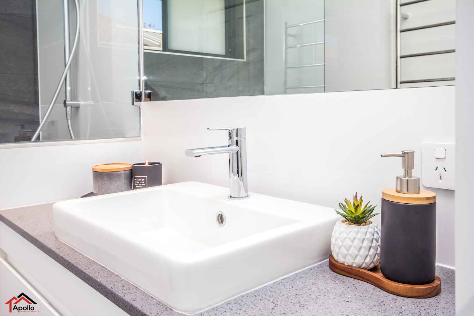 Canningvale Bathroom Remodel Modern