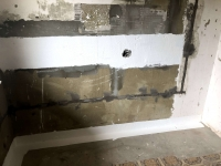 SHELLEY KITCHEN REMODEL WATERPROOFING BEST PRACTICE