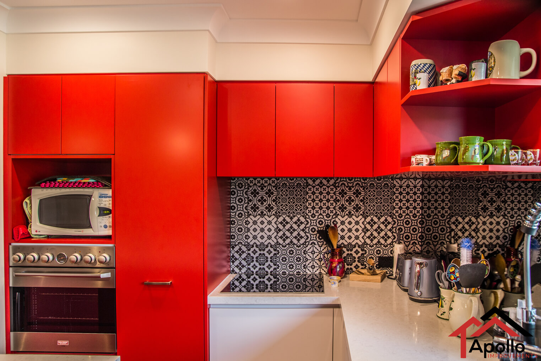Kitchen remodel Apollo Improvements